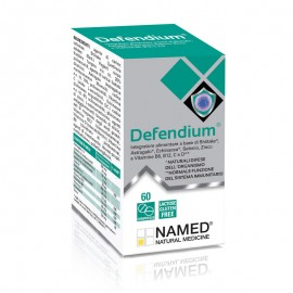 Named Defendium, 60 compresse