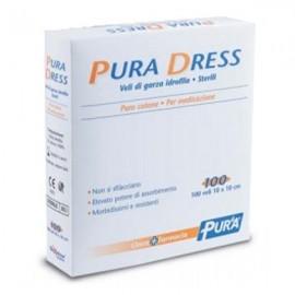 Garza Pura Dress 10x10 cm, 100 pz