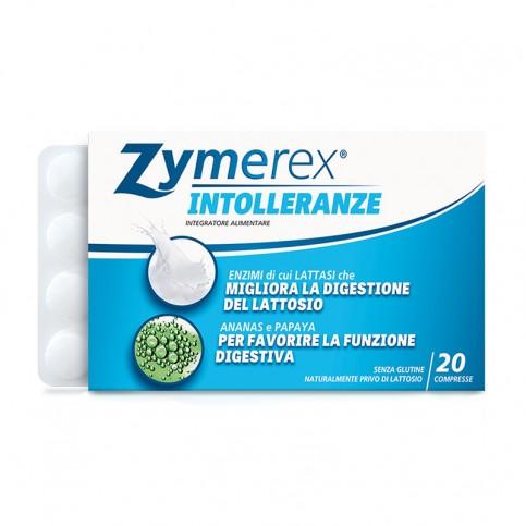 Zymerex Intolleranze, 20 compresse