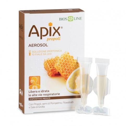 Bios Line Apix Propoli Aerosol, 10 fiale da 2 ml