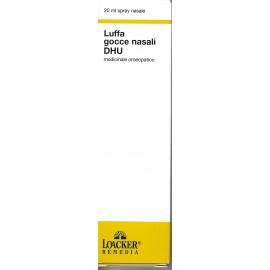 Loacker Luffa Gocce Nasali, spray nasale 20ml