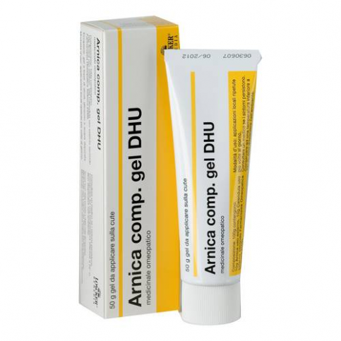 Arnica Compositum Gel DHU, tubo da 50 g gel