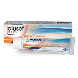 Ialuset PLUS, crema in tubetto da 25gr