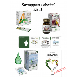 Sovrappeso e Obesità - Kit B