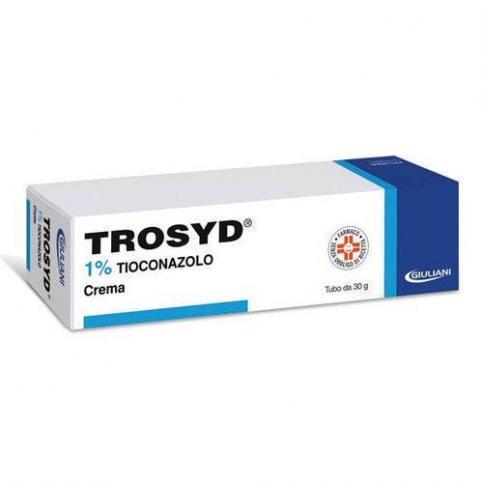 Trosyd 1% Tioconazolo Crema, tubo da 30 gr