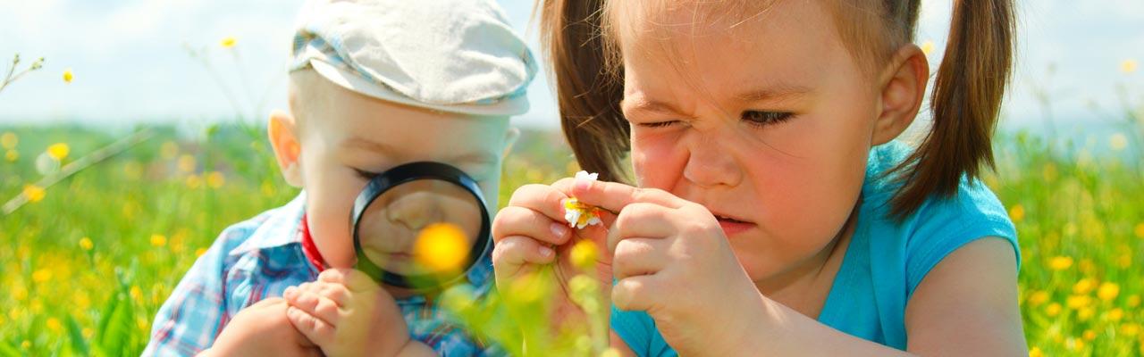 prodotti naturali e biologici per bambini