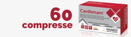 Cardionam, confezione da 60 compresse