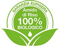 Amido di riso 100% biologico