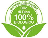 Olio di riso 100% biologico