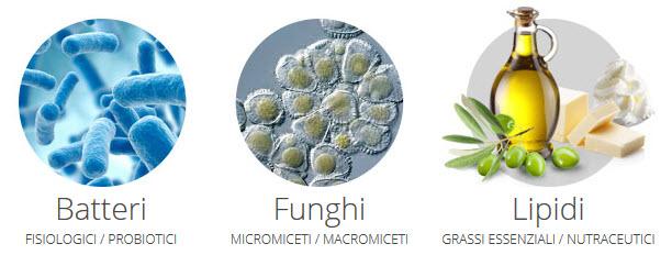 Ricerca e Sviluppo di Prodotti per la Salute a Base di Microrganismi