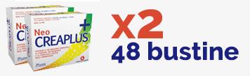 Promo 2 confezioni Neocreaplus Integratore Alimentare