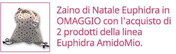 In OMAGGIO con l'acquisto di 2 prodotti della linea Euphidra AmidoMio