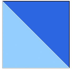 Blu-azzurro