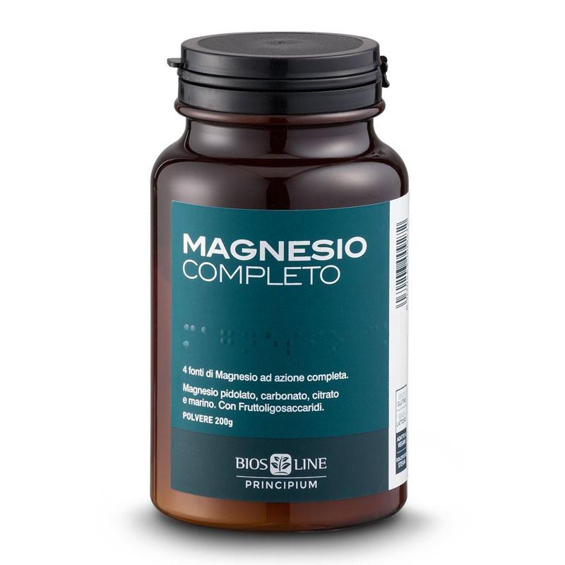 Bios Line Magnesio Completo Principium, 200 g