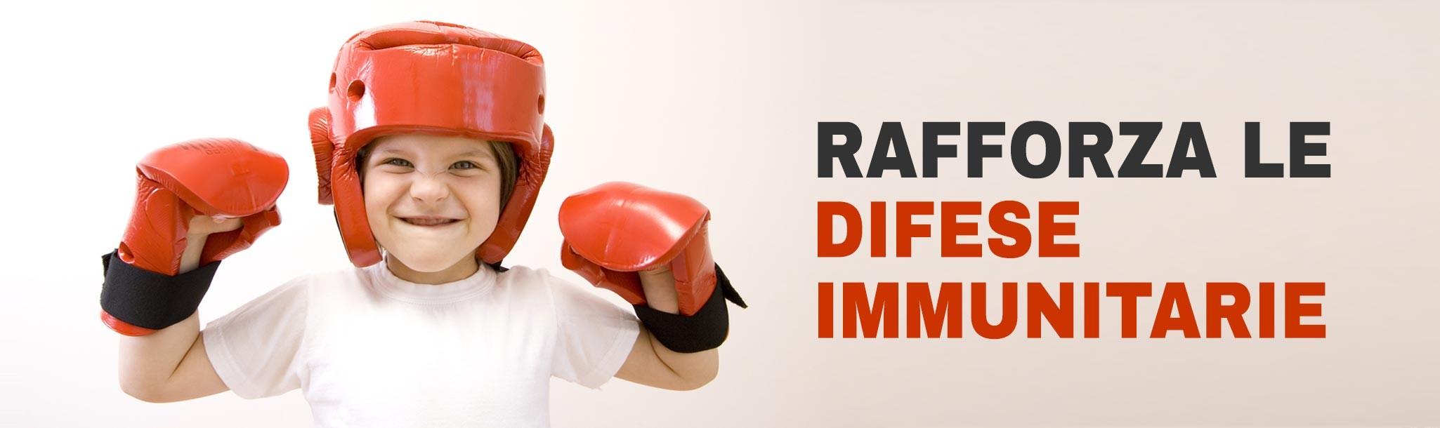 Integratori alimentari per rafforzare le difese immunitarie