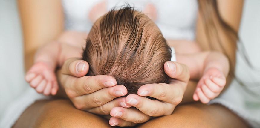 5 domande comuni sulla crosta lattea dei neonati