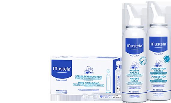Mustela Igiene Nasale