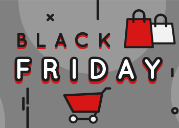 Black Friday Week - Lo Sconto lo decidi tu!